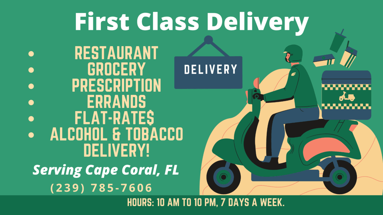 First Class Delivery